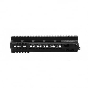 "Dytac G Style SMR Mk4 9.5"" Rail Systema PTW profile - Black"