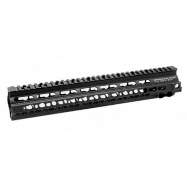 "Dytac G Style SMR Mk5 13"" Rail Systema PTW profile - Black"
