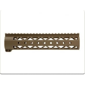 "Dytac Invader Lite rail system 7.6"" - Dark Earth"