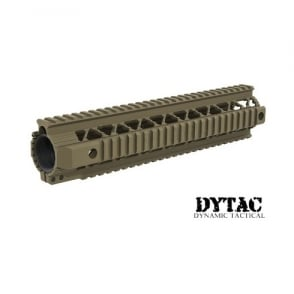 "Invader Rail System 11"" Dark Earth"