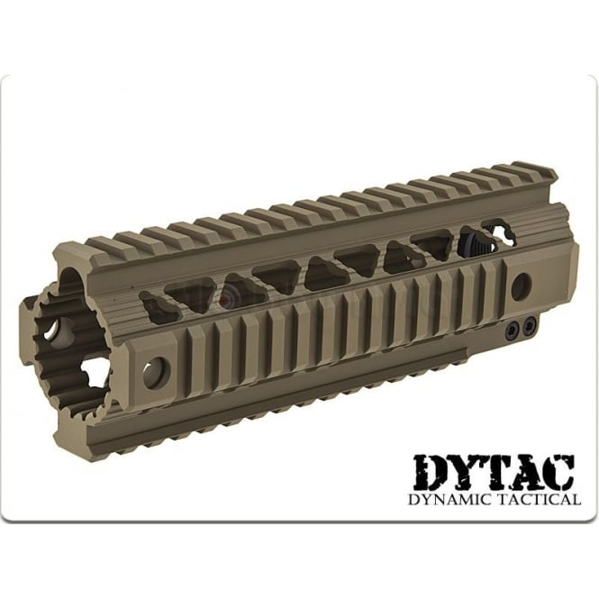 "DYTAC Invader Rail System 7.6"" - Dark Earth"