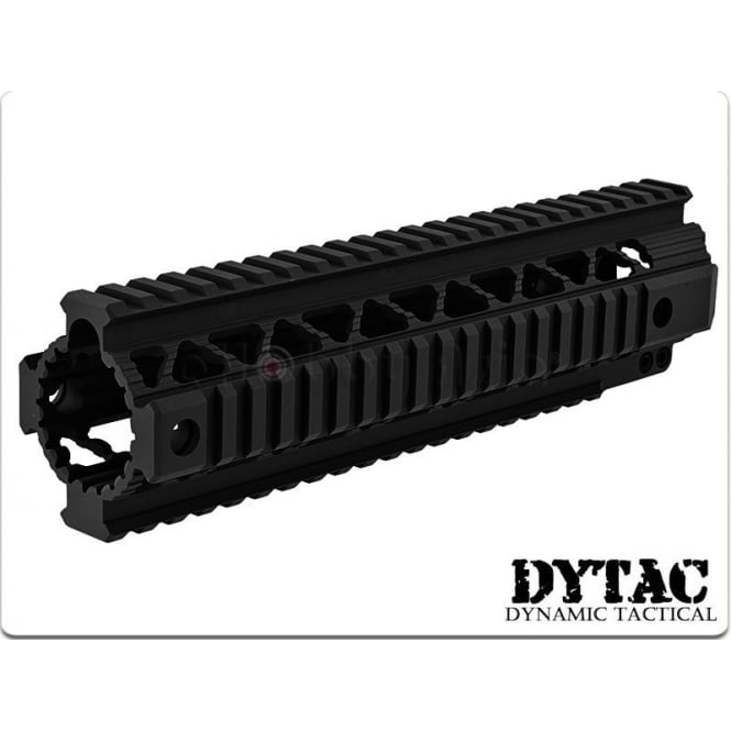"DYTAC Invader Rail System 9"" - Black"