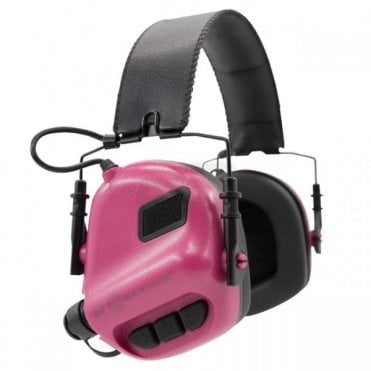 Earmor M31 MOD3 Electronic Hearing Protector - Pink