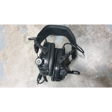 Earmor M32 Electronic Hearing Protection - Black - R3