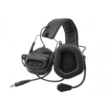 Earmor M32 MOD3 Electronic Communication Hearing Protector - Black