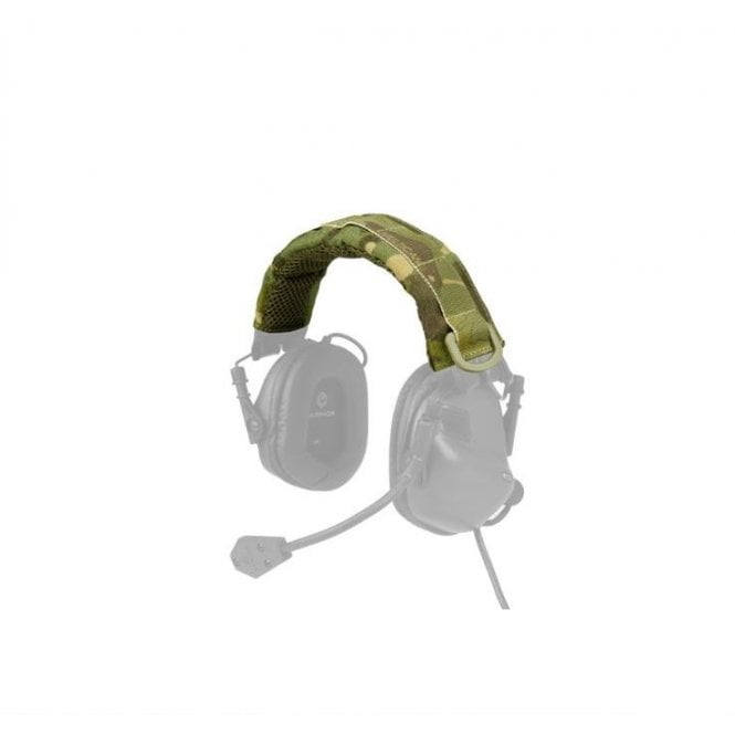 Earmor Modular Headset Cover for M31/M32 Headset - Multicam Tropic