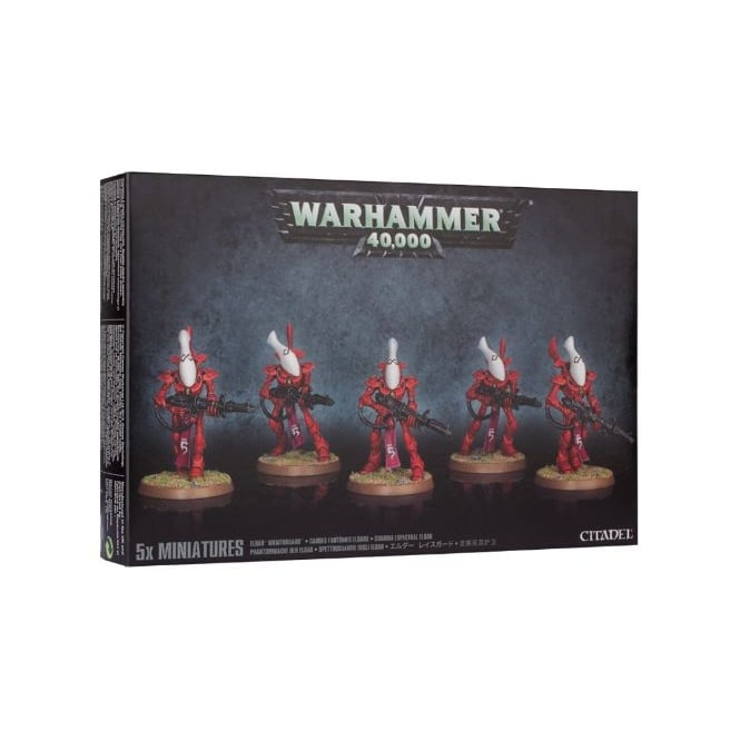 Games Workshop Eldar Wraithguard
