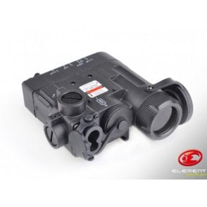 Element DBAL-eMkII IR/Red Laser/Torch Unit - Black