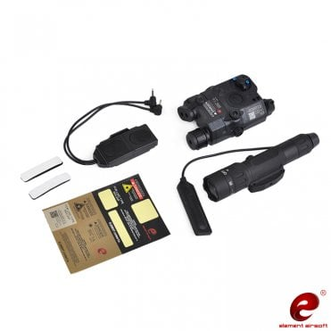 Element Laser/Torch/Switch Combination Kit - Black