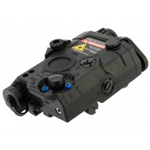 Element PEQ-15 LA-5C UHP Red/IR Laser/Torch PEQ Unit - Black