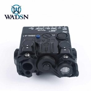 Element WADSN DBAL-A2 IR/Red Laser/Torch Unit - Black