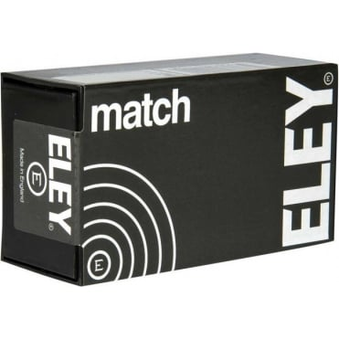 Eley Match .22LR – Pack of 50