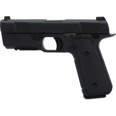 EMG Hudson H9 Gas Blowback Pistol - Black
