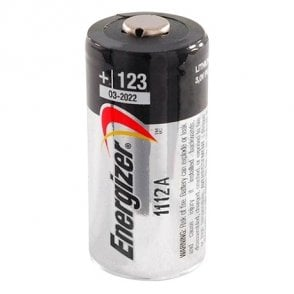 Energizer CR123A Battery
