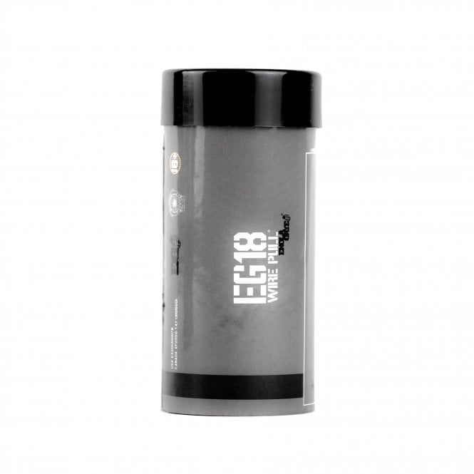 Enola Gaye EG18 Assault Wire Pull Smoke Grenade Black