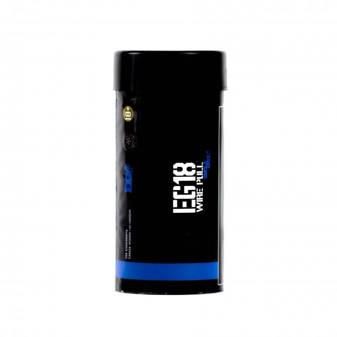 Enola Gaye EG18 Assault Wire Pull Smoke Grenade Blue
