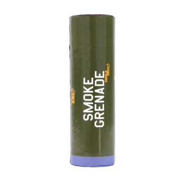 Enola Gaye Friction Blue Smoke Grenade