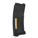 PTS Syndicate Airsoft EPM Magazine for TM Recoil Shock M4/Scar - Black