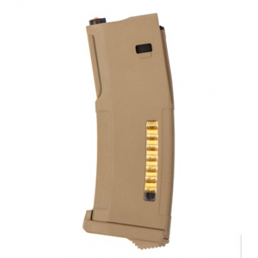 EPM Magazine for TM Recoil Shock M4/Scar - Dark Earth