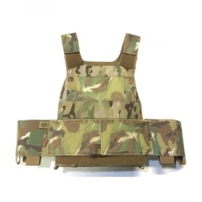 Ferro Concepts Slickster Low Profile Plate Carrier-Multicam