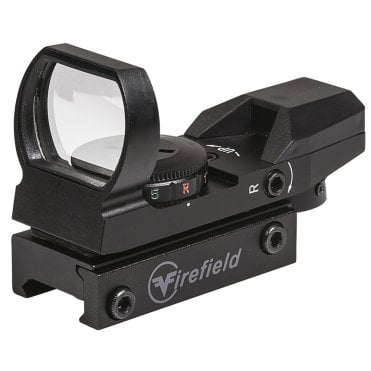 Firefield Multi Red & Green Reflex Sight