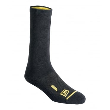 "First tactical Cotton 6"" Duty Sock 3-pack-L/XL"