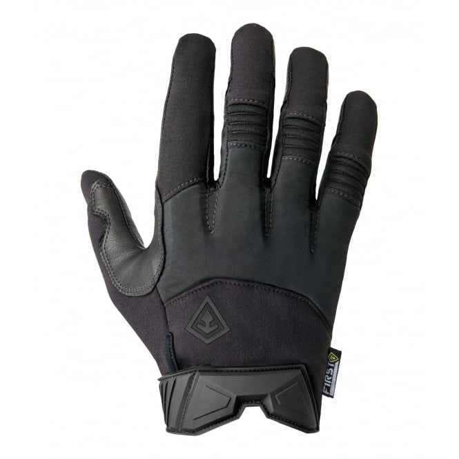 First Tactical Duty Padded Glove-Black