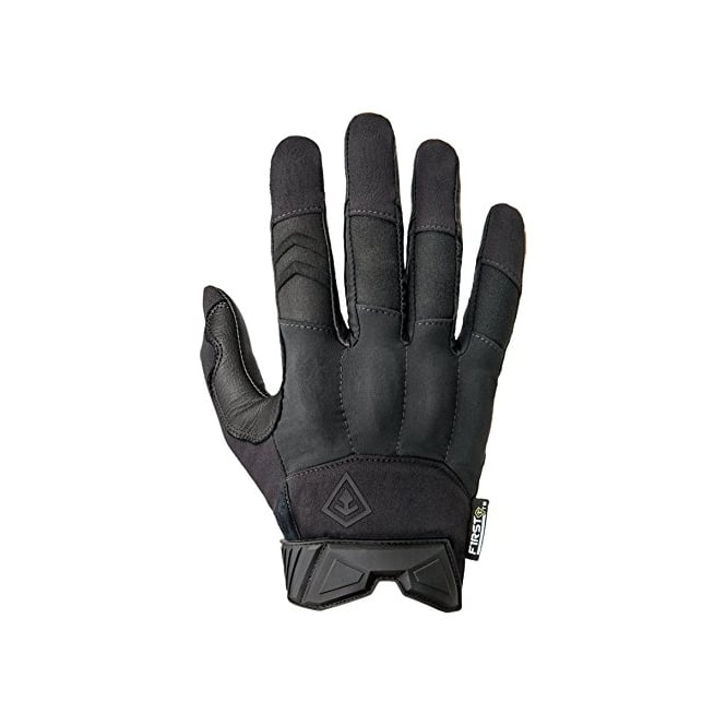 First Tactical Hard Knuckle Glove-Black