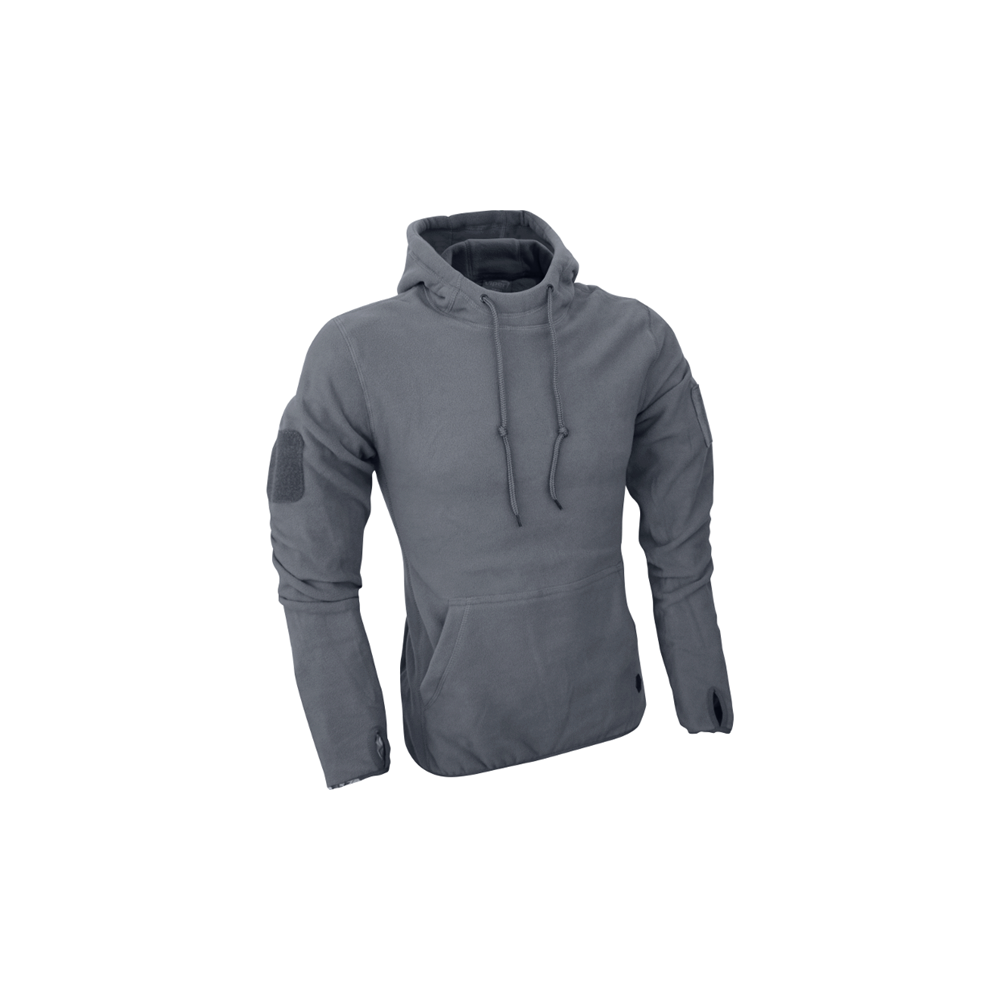 36a936d7b543 Viper Tactical Fleece Hoodie - Titanium