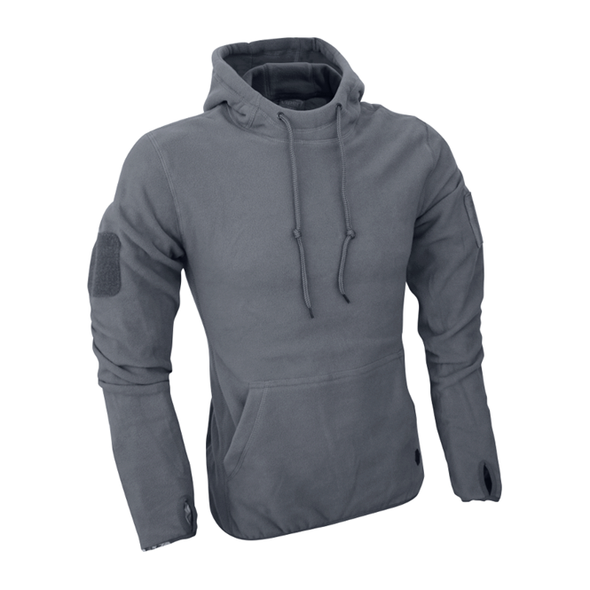 Viper Tactical Fleece Hoodie - Titanium