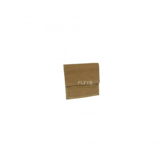 Flyye MOLLE Right Angle Admin Pouch Multicam