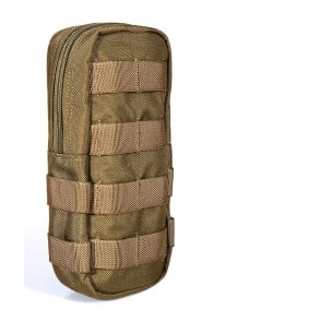 FLYYE Spec Ops Thin Utility Pouch Coyote Brown