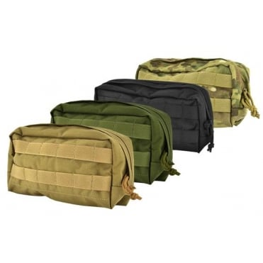 FLYYE Spec Ops Thin Utility Pouch Ranger Green