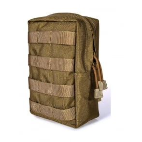 FLYYE Vertical Accessory Pouch Coyote Brown