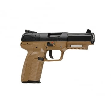 FN Five-Seven CO2 Pistol Dark Earth
