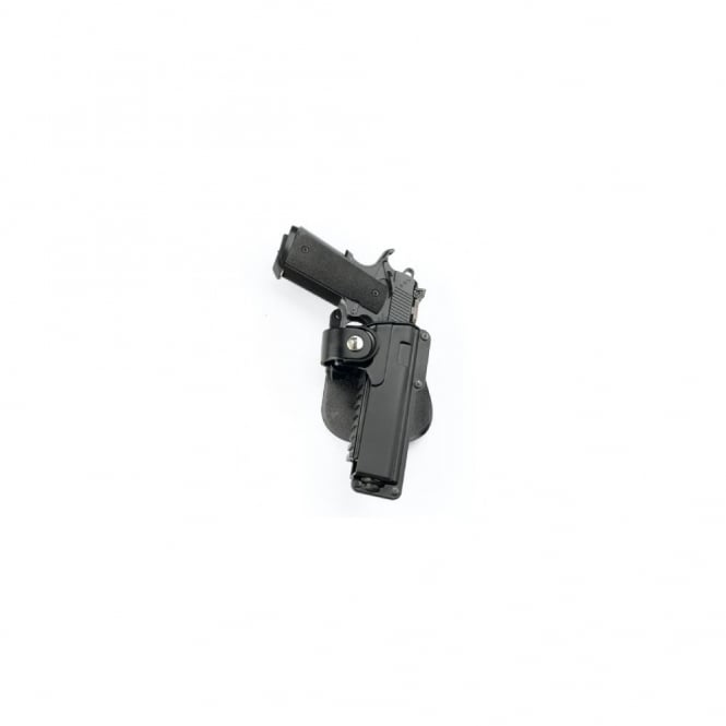 Fobus Light/Laser Bearing Paddle Holster for 1911 Series