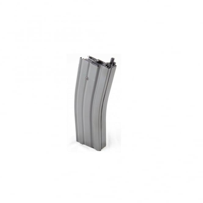 G&G Airsoft 30 Round Magazine for G&G GBB - V2 Black