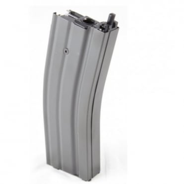 30 Round Magazine for G&G GBB - V2 Black