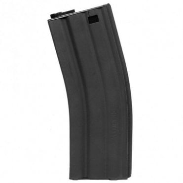 G&G Airsoft 450 Round High Capacity Magazine for M4/M16/GR16 Rifles - Black