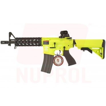 G&G Airsoft CM16 Raider AEG - Two Tone Green