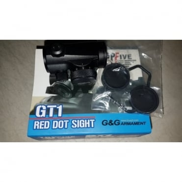 G&G GT1 Red Dot Sight - Damaged