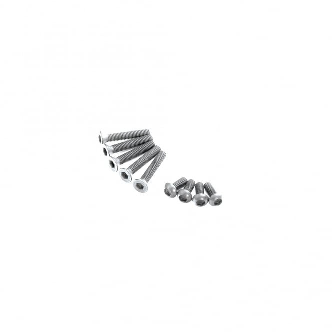 G&G Airsoft Gear Box Screw Set for Ver. II (Stainless Steel)
