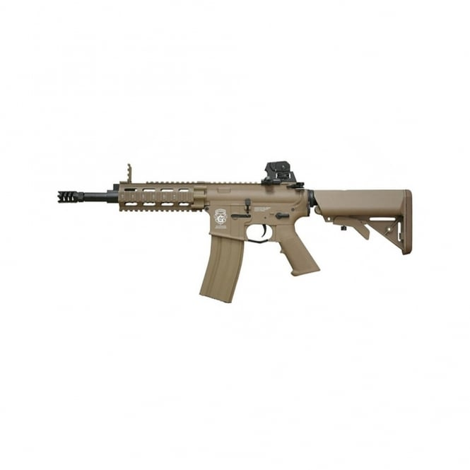 G&G Airsoft GR16 CQW Rush DST Blow Back