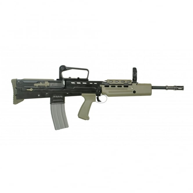 G&G Airsoft L85 A2 with Blowback