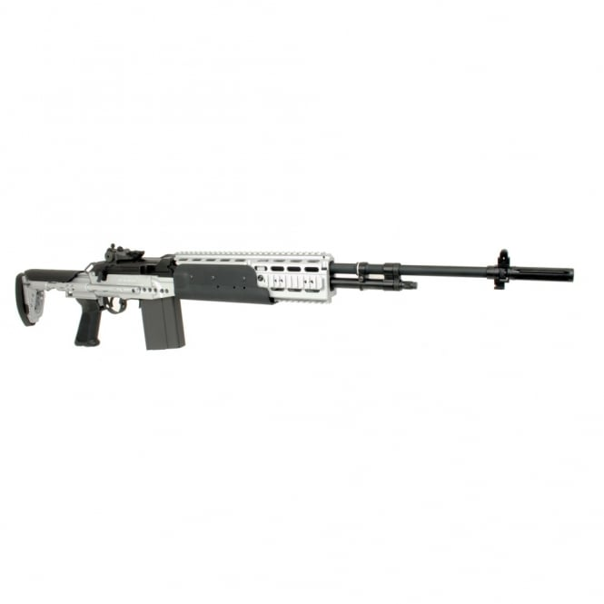G&G Airsoft MK14 EBR Long Silver Version