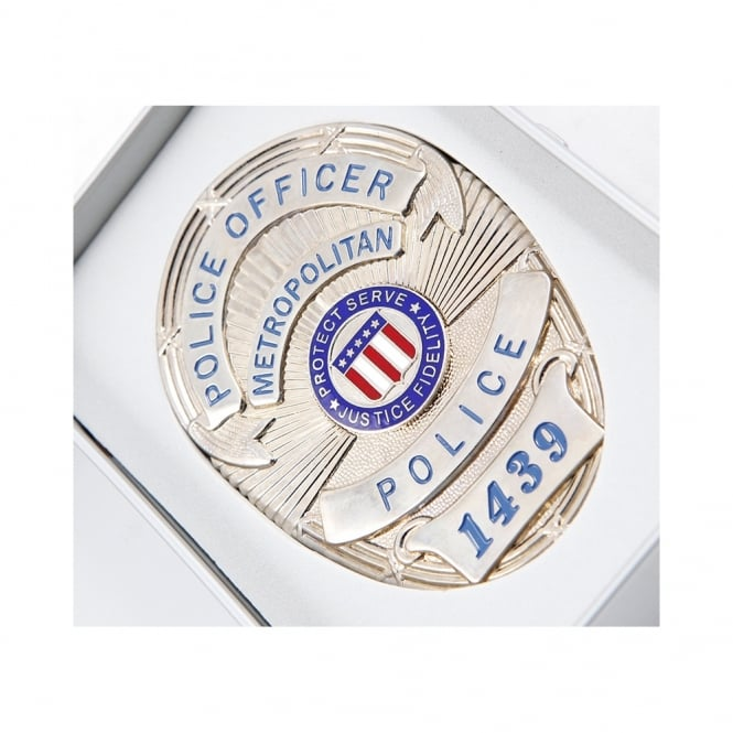 G&G Airsoft Police Badge with gift Box