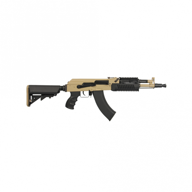 G&G Airsoft RK104 ETU Crane Stock - Dark Earth