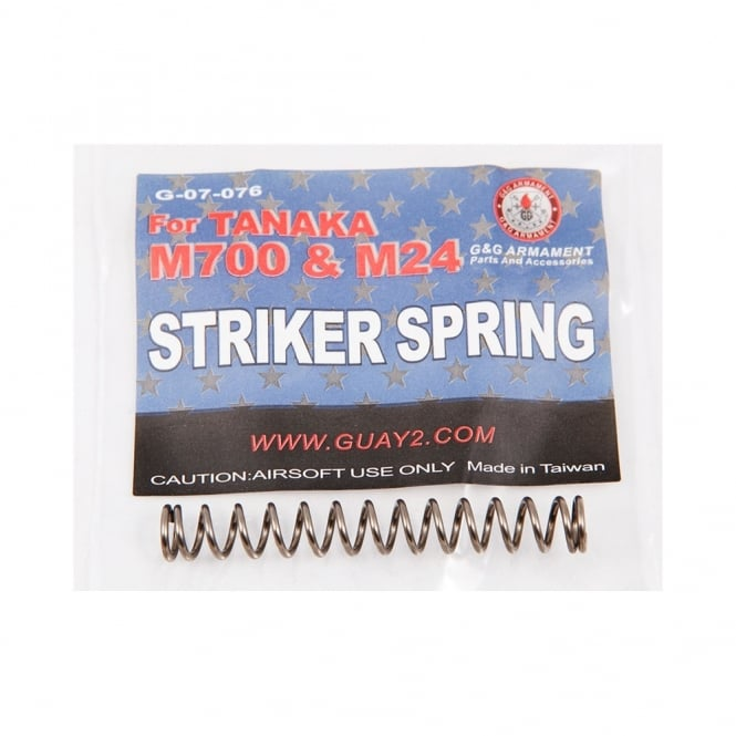 G&G Airsoft Striker Spring for M700 & M24
