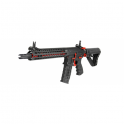 G&G Airsoft G&G Combat Machine CM16 SRXL AEG Airsoft Gun (Red) - Limited Edition