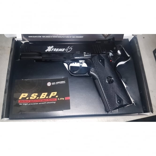 G&G Airsoft G&G Extreme 45 CO2 Pistol - For Spares